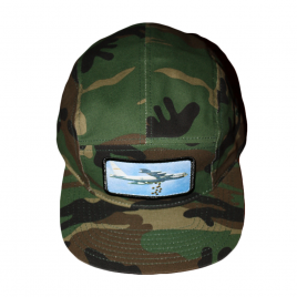 Drop Seeds, Not Bombs 5 Panel Hat