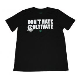 Don't Hate Cultivate