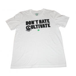 Don't Hate Cultivate T-shirt