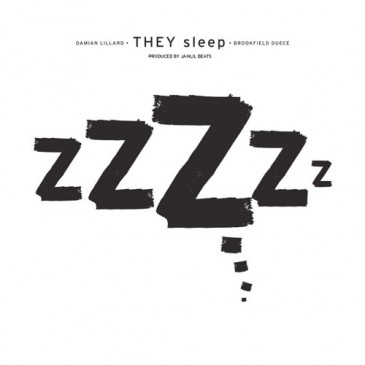 "Damian Lillard AKA Dame DOLLA Cooks up some heat on his new track ""They Sleep"""